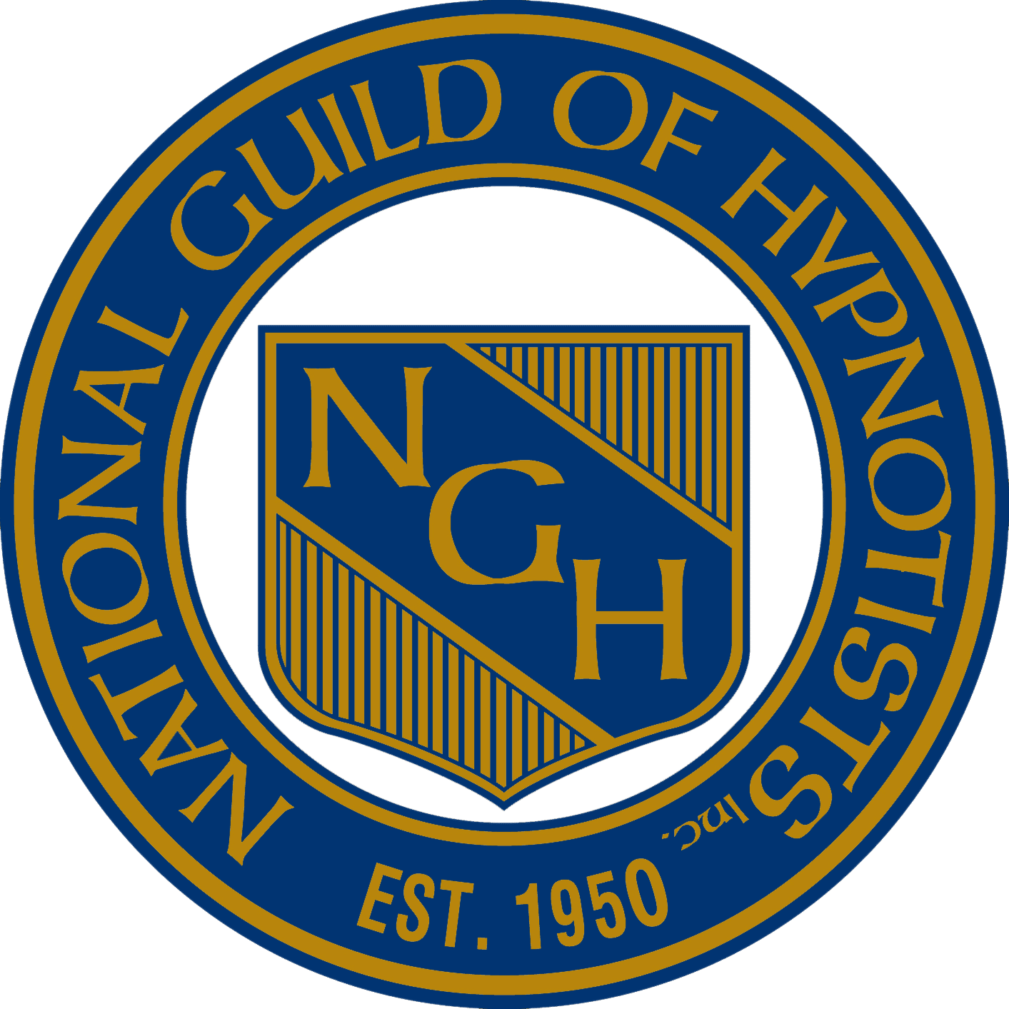Logo der National Guild of Hypnotists